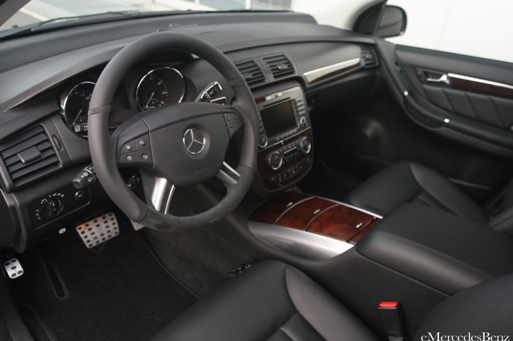 Mercedes R Class Interior Amg Wallpaper Pictures 1024x682